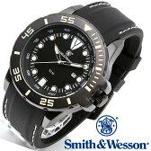 [送料無料] [正規品] スミス&ウェッソン Smith & Wesson ミリタリー腕時計 SCOUT WATCH WHITE/BLACK SWW-582-WH [あす楽] [ラッピング無料]