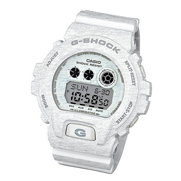 CASIO【カシオ G-Shock ヘザード・カラー・シリーズ GDX-6900HT-7 腕時計 ホワイト】【並行輸入品】 G-Shock ヘザード・カラー・シリーズ GDX-6900HT-7