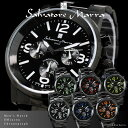 Salvatore Mara Salvatore Marra men watch chronograph SM12109