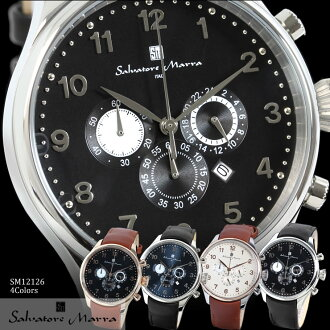 Salvatore Marra Salvatore Mara men watch watch chronograph magazine publication model