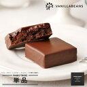 バニラビーンズパリトロ単品チョコレートギフトプチチョコレートケーキあす楽