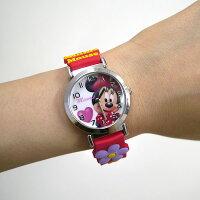 キッズ腕時計ラバー1500ミッキーミニードナルドカーズトイストーリープースティッチチップとデールマリー腕時計ディズニー青ピンクディズニかわいい腕時計キッズジュニア男の子女の子ベルトキャラクター通販子供ミニーマウス幼稚園小学校