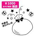 キッズ 女の子 雑貨福袋 1000円ぽっきり かわいい 1000円 子供 プレゼント子ども こども