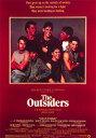 アウトサイダー映画ポスター【THE OUTSIDERS】 Lサイズ 通販 楽天 販売  プレゼント