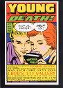 ポストカード 【Kozik Young Death New York City 1998】 通販  プレゼント