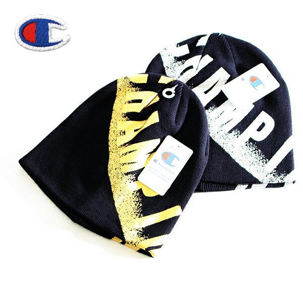 チャンピオン(Champion)ニット 帽子(綿...の商品画像