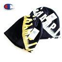 チャンピオン(Champion)ニット 帽子(綿100% )ニットキャップ、ワッチ ビッグロゴ 男女兼用 ユニセックス