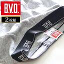 BVD ビーブイディー【2枚組み】綿100% ボクサーブリー...