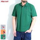 Marmot(マーモット)クール ポロシャツ メンズ Coolist D-Tec H/S Polo / クーリストディーテックハーフスリーブポロ TOMPJA68