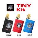 Demon Killer TINY Kit(タイニー)【デーモンキラー】【RBA】【テクニカルMOD】【ボックスタイプ】