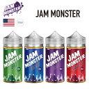 【100ml】JAM MONSTER【ジャムモンスター】【フレーバーリキッド】