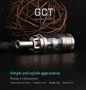SMOK GCT Gimlet Cloud Tank 0.2Ω NI200 サブΩ アトマイザー 電子タバコ □
