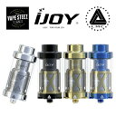 【iJOY 】LIMITLESS XL 25mm径 RTA Clearomizer アトマイザー ス−パー爆煙 ドリッパータンク式 直ドリ ベイプトリック RT...