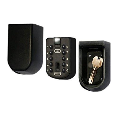 固定型 キー暗証番号型ボックス MI-KEYFIX-BOX【YDKG-kd】[送料無料(一部地域を除く)][新生活][防犯]