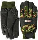 ショッピンググローブ ヒメジグローブ 自衛隊グローブ 防寒手袋 C-702[定形外郵便、送料無料、代引不可]