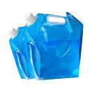 非常用 5L給水袋 2個セット ウォーターバッグ 貯水 水コ...