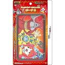new NINTENDO 3DSLL 専用 妖怪ウォッチ ポーチ3 レッドVer.【smtb-KD】[ゲーム][定形外郵便、送料無料、代引不可]