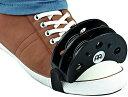 MEINL Percussion マイネル フットパーカッション Foot Tambourine FJS2S-BK[楽器]【YDKG-kd】【smtb-KD】[定形外郵便、送料無料、代引..