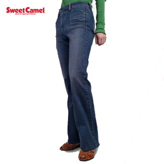 Sweet Camel sweet camel Lady's bootcut jeans SS-M535 (jeans / denim / underwear / bottoms / Lady's / denim underwear / flare underwear / bootcut / autumn clothing / autumn clothes / mail order / Rakuten )fs3gm10P28oct13)