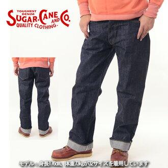 SUGAR CANE SC41947N made in Japan 14.25oz denim jeans straight raw denim