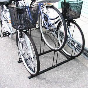 自転車ラック(駐輪場)3台用