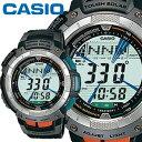 【送料無料】登山に最適なアウトドア用の腕時計CASIOPROTREK PRW-1000J-1JR