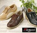 Pierucci (ピエルッチ) 紳士ウォーキング靴3色組