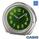 カシオ 置き時計 スタンダード 381 (シルバー) ◆2011年−2012年モデル