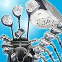 英国スラセンジャー社の豪華クラブセット!! 【送料無料】 スラセンジャー セラ 15点 ゴルフクラブセット レディース