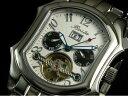 【BOSTA】古き良き時代を彷彿とさせるレトロなデザインボスタ オーバル型手巻き&自動巻き腕時計 BA-007M-WH