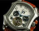 【BOSTA】古き良き時代を彷彿とさせるレトロなデザインボスタ オーバル型手巻き&自動巻き腕時計 BA-007L-RB