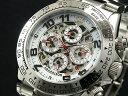 【J.HARRISON】 多機能両面スケルトン自動巻き腕時計JH-003SW
