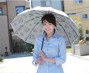 新素材(EZクーリング)使用で涼しさ体感!!UVカット日傘 シルバー