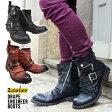 【送料無料】【到着後レビューで7,980円】メンズシューズ ドレープ モンク ドレープ エンジニアブーツ ジッパー エンジニア ワークブーツ メンズ ブーツ Men's boots メンズブーツ fg319/2015春夏新作