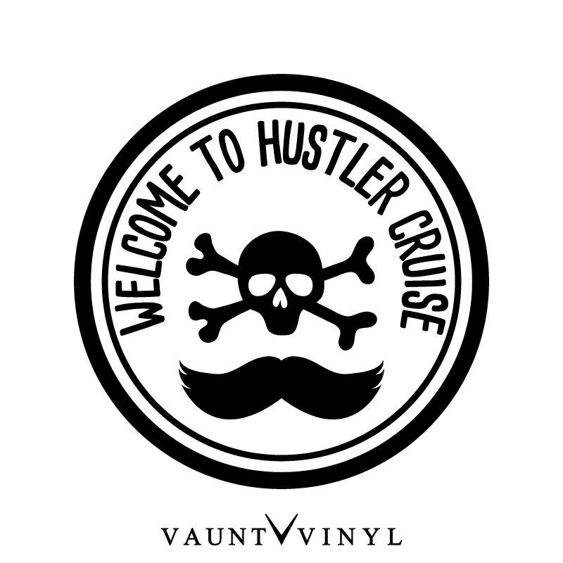 HUSTLER CRUISE カッティング ステ...の商品画像