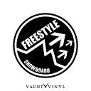 FREE STYLE フリースタイル カッティング ステッカ...