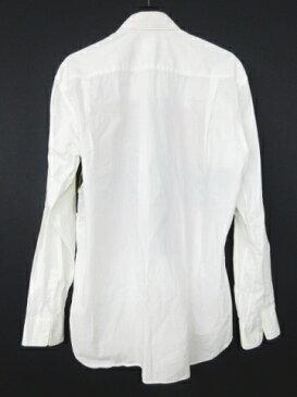 コムデギャルソンシャツ COMME des GARCONS SHIRT シャツ カットソー パッチワーク チェック柄 白 マルチカラー サイズS メンズ 【中古】【ベクトル 古着】 180227 ベクトル マークスラッシュ