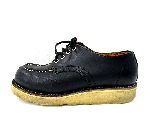 REGAL革靴チャッカシューズ23黒 ...