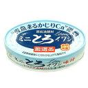 ミニとろイワシ(しょうゆ味) 100g×6缶 銚子港の新物マイワシ使用