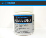 【SHIMANO】 シマノ GREASE&OIL グリス&オイル PREMIUM GREASE プレミアムグリス50g【Y04110000】【4524667145653】