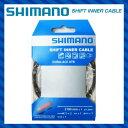 【即納】【SHIMANO】シマノ CABLE ケーブル ポリマーコーティングシフトインナーケーブル Φ1.2mm×2,100(1パック)【Y63Z98950】【4524667317166】