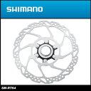 【SHIMANO】シマノ DISC ROTOR ディスクブレーキローター SM-RT54 160mm【ESMRT54S】【4524667308324】