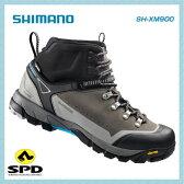 【送料無料】【SHIMANO】 シマノ クロスマウンテン SPD SHOES シューズ SH-XM900G グレー(30000411)