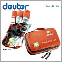 【即納】【deuter】 ドイター Accessories アクセサリー First Aid Kit ファーストエイドキット パパイヤ(9002)