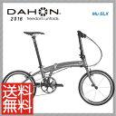 【自転車安全整備士による完全組立・調整・梱包】【送料無料】折り畳み 2016年モデル DAHON ダホン Mu SLX ミューSLX チタン