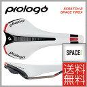 【送料無料※北海道・沖縄県除く】【Prologo】プロロゴ Saddle サドル SCRATCH 2 SPACE Tirox スクラッチ2スペース Tirox ホワイトブラック【4716112784139】
