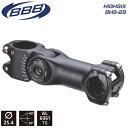 【BBB】STEM ステム HIGHSIX ハイシックスアジャスタブル BHS-28 Ф25.4mm(30003410)