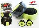 【Lizard Skins】リザードスキン BAR TAPE バーテープ DSP 2.5 DUAL【2.5mm厚】ネオンブラック【696260037810】