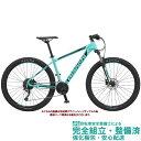 """マウンテンバイク 2020 BIANCHI ビアンキ MAGMA 27.2 マグマ27.2 CK16/BLACK-WHITE FULL GLOSSY(6K) 27段変速 27.5"""" 油圧ディスクブレーキ (ペダル標準装備)"""
