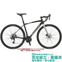 グラベルロードバイク 2020 BIANCHI ビアンキ IMPLUSO ALL ROAD SHIMANO GRX600 インプルソオールロードGRX600 BLACK/TITANIUM FULL MAT(3C) 2×11SP DISC BRAKE